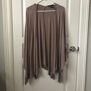 Forever 21 Draped Cardigan